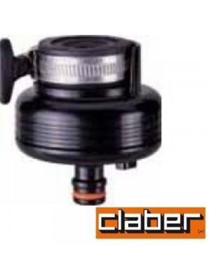 Claber Presa rubinetto liscio D.15-20 BL