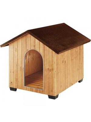 Cuccia per cane da giardino a forma casetta dimensione maxi