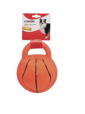 Palla basket con maniglia cm 14