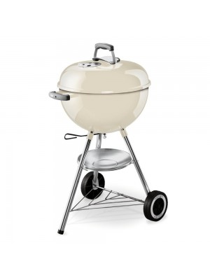Barbecue One-Touch 47 cm Bianco