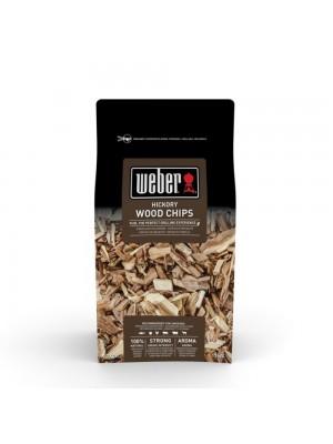 Weber chips affumicatura roma Hickory