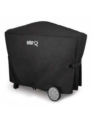 Custodia Deluxe in Vinile Barbecue Q serie 300/320/3000/3200