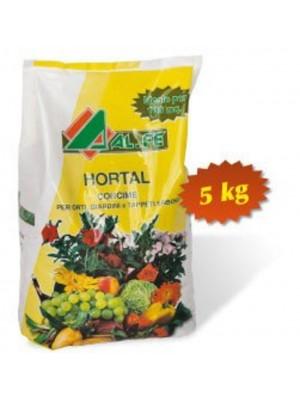 Alfe Hortal Concime per orti, giardini e tappeti erbosi 5 kg