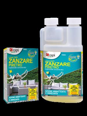 Zapi zanzare insetticida per uso sul verde 500 ml