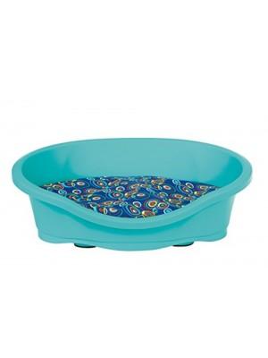 Cuccia in plastica per cani e gatti Dido 50 50x38x20,5h cm