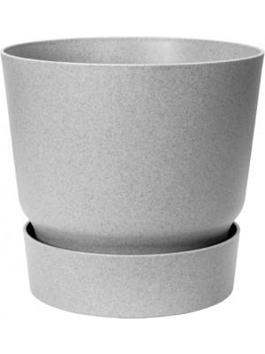 Elho Greenville Round 20 cm grigio