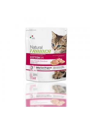 Trainer Natural con pollo fresco kitten 300gr - Mangimi secchi per gatti