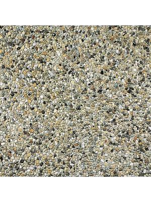Piastre ghiaino grigio goito 50 x 50 cm