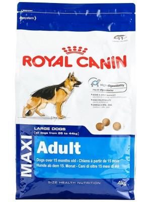 Royal Canin  Maxi Adult 26 croccantini per cani adulti Kg 4
