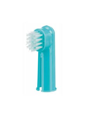 Set spazzolini per dito 2 pz