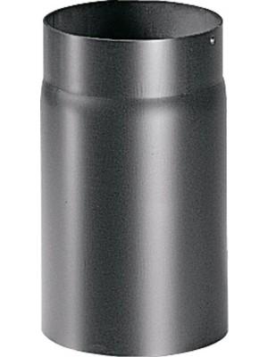 """Articolo fumisteria Linea """"Legna"""", canna fumaria: tubo L. 250 mm. Diam. 130 mm"""