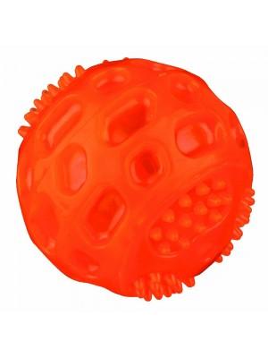 Lampeggiante Palla, Gomma termoplastica (TPR) 6,5 centimetri